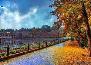 پاییز در تبریز