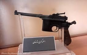 اسلحه ی ستارخان