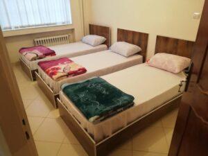 اجاره سوئیت دو خوابه در تبریز